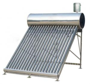 China Compact Non-pressurized System Thermosyphon Solar Water Heater With 5L Auxiliary Tank on sale