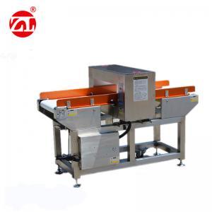 China Sensitivity 10 Level Adjustable Metal Detector For Food Industry on sale