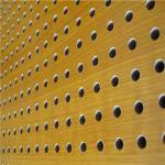 Mdf Acoustic Board Wooden Timber Perforated Sound Absorbing Panels