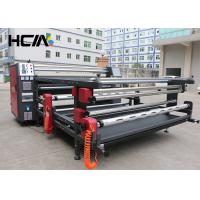 New type automatic sublimation rotary heat press machine for garment sublimation roll heat press for sale