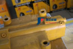 China Increase Flow Valve Liugong 855 / 50c Mounted On Front End Loaders 12C0009 on sale