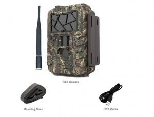 China Deer Wifi Capable Trail Cameras, Cell Phone Deer CameraWith 940nm No Glow Black LEDs on sale