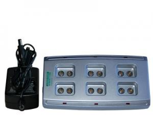China Universal AC100-240 9v battery charger with 2 LED indicators on sale