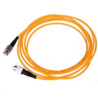 China Fiber Optic Patch Cord FC To FC Multimode Simplex on sale