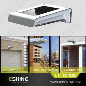 China 1W Night stand lamps   solar screw led light   solar wall mounted light   solar motion wall mounted light on sale