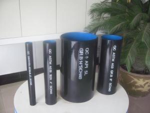 China API 5L GR. B 14'' SCH40 API 5L Pipe Beveled Ends For Oil Gas Line on sale