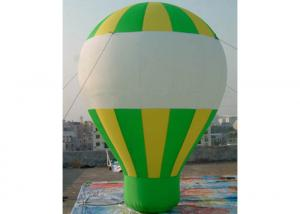 China Giant Cartoon Inflatable Advertising Products Panda Ground Balloon For Promotion on sale
