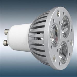 China LED Spot  light/GU10-3W on sale