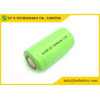 1.2v Sub C 3000mah nimh battery recharge batteries