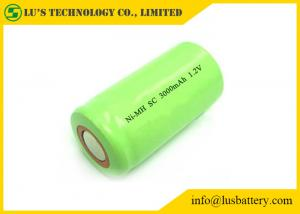 China 1.2v Sub C 3000mah nimh battery recharge batteries on sale