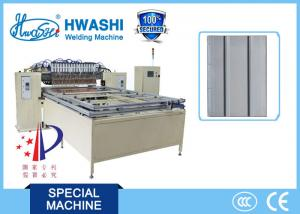China CNC Mobile Sheet Metal Stainless Steel Plate Automatic Welding Machine on sale