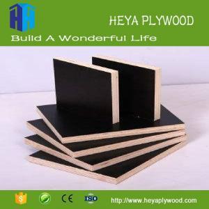 Cheap 8 - 18mm black laminated formica plywood sheet