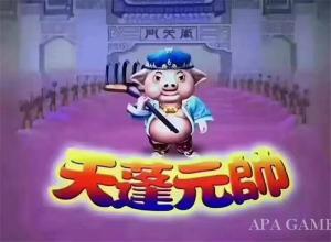 China Tenpo Gensui Fishing Game Machine Fish Hunter Casino For Amusement Unique Design on sale