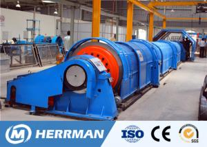 China Horizontal Tubular Cable Stranding Machine Independent Drive Method 1200rpm Speed on sale
