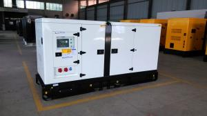 China Soundproof Perkins Genset Diesel Generator 80kw With Water Cooled Diesel Engine on sale