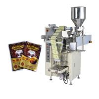 Shanghai Factory Supplier Bag Type Stainless Steel Vertical Coffee Packaging Machine