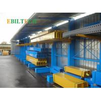China Structural  Cantilever Pallet Racking , Heavy Duty Cantilever Racking System on sale