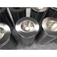 Light Weight Aluminum Flange  Carbon Canister Air Filter Odor Extraction From Air