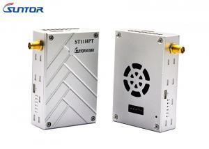 China Miniature 1000mW Lightweight HD Wireless Transmitter COFDM Two Wday Video Downlink on sale