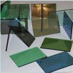 high quality 2-19mm clear and tinted float  & reflective glass with ISO9001.CE