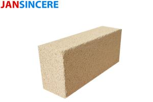 China Alumina Block Insulating Fire Brick / Soft Fire Brick Fire Resistant ISO9001 on sale