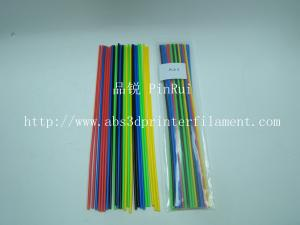 China ABS / PLA Material Customised Made 3D Pen Filament For 3D Printing on sale