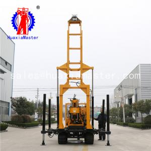 China XYD-200 Portable Crawler Hydraulic Press Pick Up Water Well Drilling Rig for Sale In China on sale