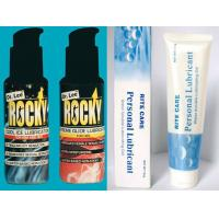 China personal lubricant gel, personal lubricant cream, silicon personal lubricant on sale
