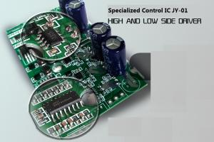 China JY01 control IC  JY21L JYQD-YL02C Brushless Motor Controller For Wheelchair , Hub Motor , Electric Scooter on sale