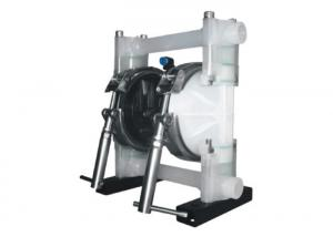 China Polypropylene Pneumatic Diaphragm Pumps  for diesel exhaust fluid transfer and dispense 7gpm on sale