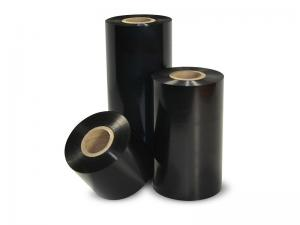 China Heat - Resistant 70 ~ 300m Wax Zebra Label Ribbon With Widely Label Applicability on sale
