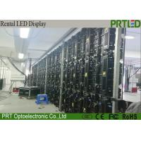 outdoor high definition led screen P6.25 LED Rental LED Display with good waterproof