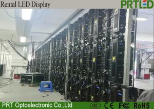 China outdoor high definition led screen P6.25 LED Rental LED Display with good waterproof on sale