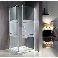 Popular Custom Glass Shower Enclosures , Glass Shower Door Enclosures