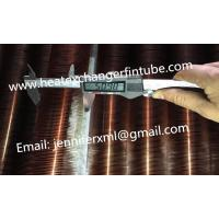 China 2'' Copper Finned Tube Type L Tension Copper Finned Tubes With 3/4'' Tube OD on sale