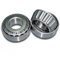 China LM12748 Single Row Tapered Wheel Roller Bearings With Radial and Axial Loading on sale