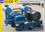 Light Weight Twin Lobe Rotary Blower / High Pressure Roots Type Air Blower