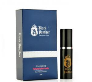China 10ml/Bottle Black Panther Sex Delay Spray on sale