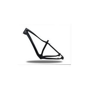 Quality Specialized Carbon Fat Bike Frame , Superb Stiffness Surly Fat Bike Frame for sale