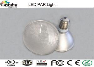 China Boutiques RGBW LED Par Lamps , Par20 LED Dimmable 12V 24V 400lm / w -500lm / w on sale