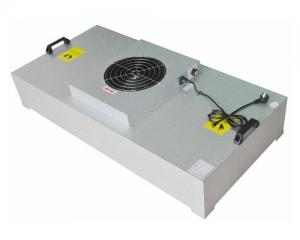 China Special Design Fan Filter Unit With HEPA Filter Air Flow 1200m3/h on sale