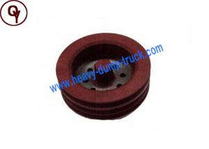 China HOWO Type 612600020016 Heavy Duty Truck Spare Parts Marine Belt Pulley on sale