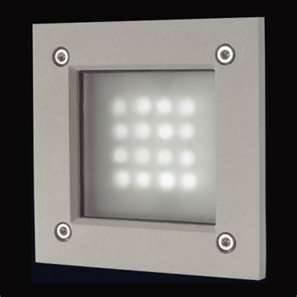 China E27 60W Frost Die Casting lighting, IP54 wall waterproof Recessed led wall Lights on sale