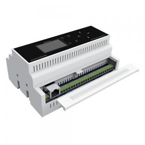 China Remote Control DIN Rail Automation Processor For Smart Lighting Control Systems on sale