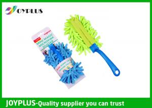 China Dust Cleaning Products Chenille Dust Stick Duster With Extendable Handle on sale