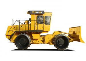 China Bomag Tech 23 Ton Building Construction Equipments , Waste Compactor Garbage Compaction Equipment on sale