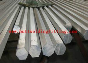 China A276 904L Stainless Steel Bars Hexagonal Steel Bar Size S3mm - S180mm on sale