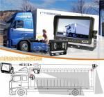 Camión que invierte el sistema de la cámara