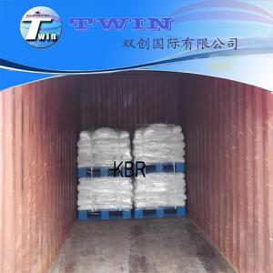Quality Photographic grade Crystal Potassium Bromide as medicine preparation KBR for sale