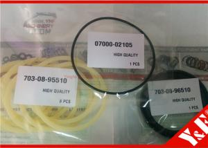 China Komatsu PC50UU-1 Excavator Seal Kits Center Joint 703-08-96510 703-08-95510 07000-02105 on sale